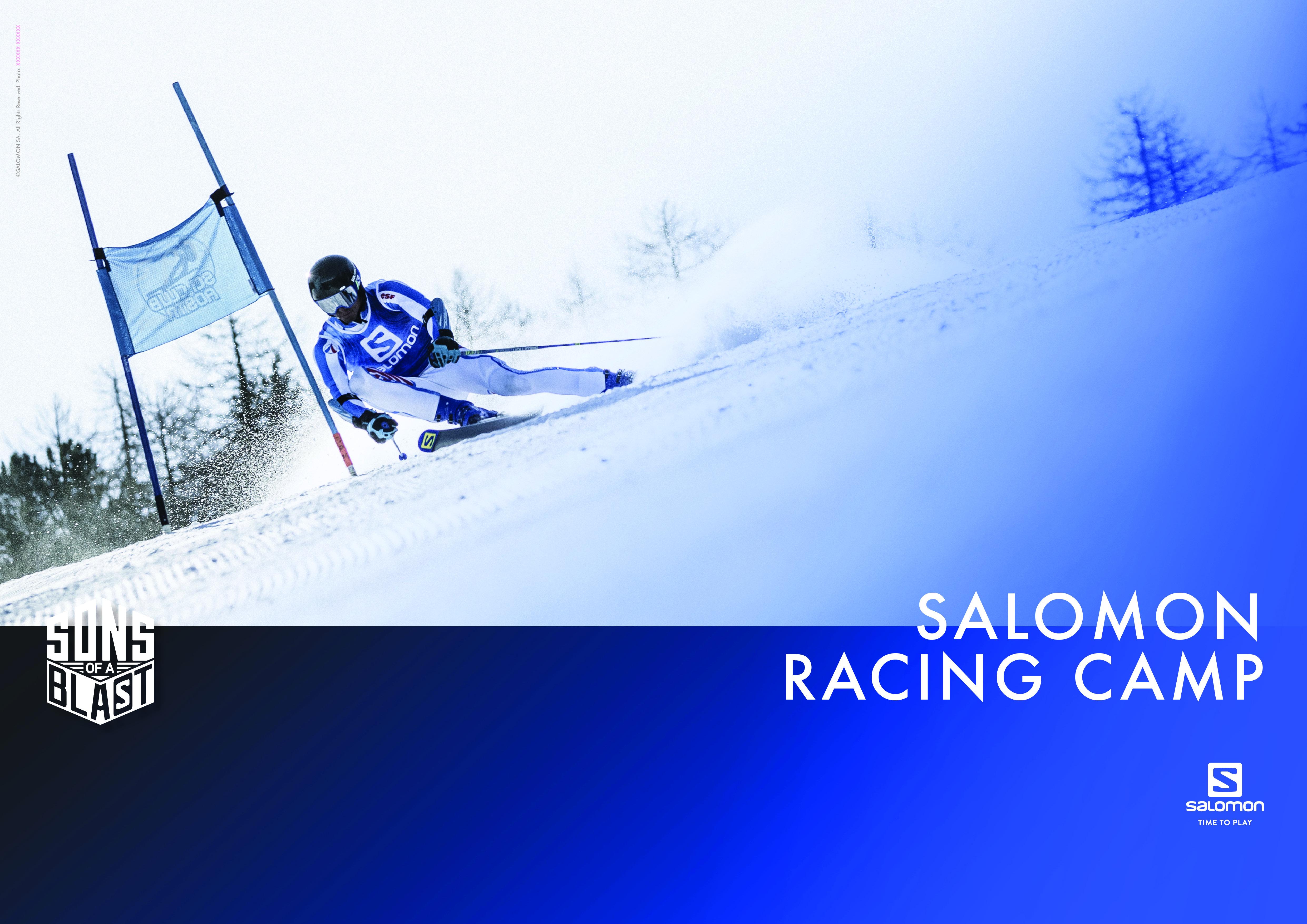 wholesale dealer 69066 f1acf Register to the Salomon Race Camps in Sölden, Austria